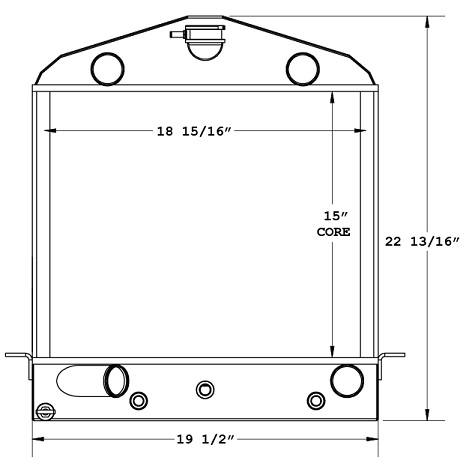 260146 -  Radiator