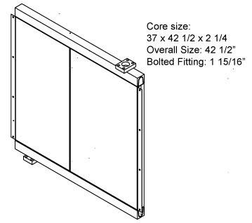 270051 - Oil Cooler Oil Cooler