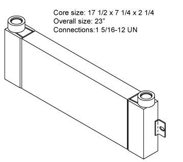 270086 - Oil Cooler Oil Cooler