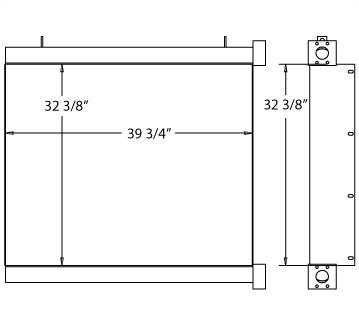 270094 - Oil Cooler Oil Cooler