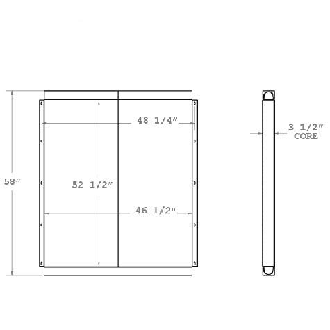 270139 - Oil Cooler Oil Cooler