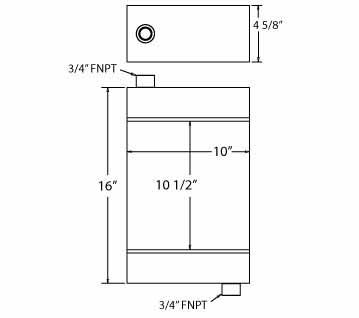 270145 - Oil Cooler Oil Cooler