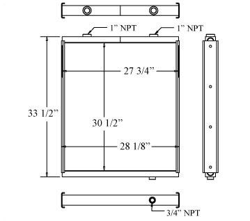 270159 - Oil Cooler Oil Cooler