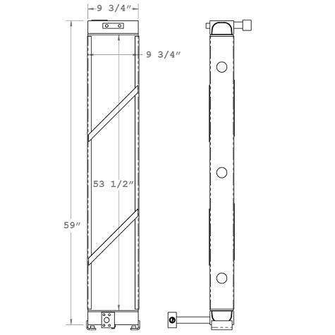 270188 - Oil Cooler Oil Cooler