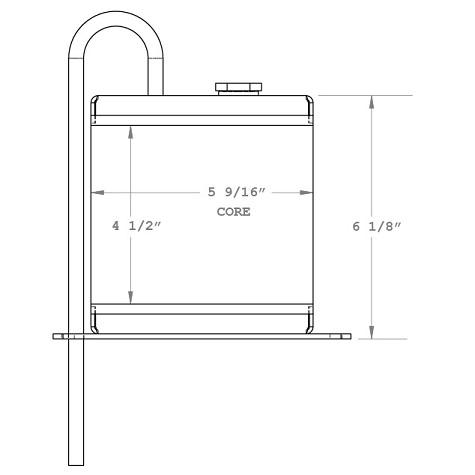 270210 - Matsuura Oil Cooler Oil Cooler