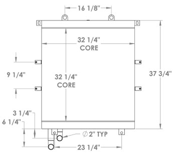 270241 - Oil Cooler Oil Cooler