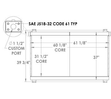 270247 - Oil Cooler Oil Cooler