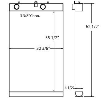 270275 - Oil Cooler Oil Cooler