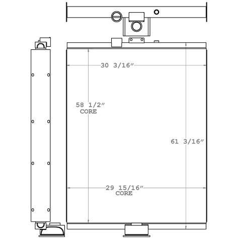 270288 - Oil Cooler Oil Cooler