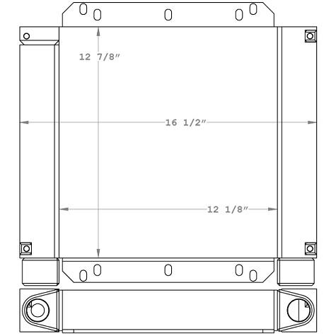 270291 - Oil Cooler Oil Cooler