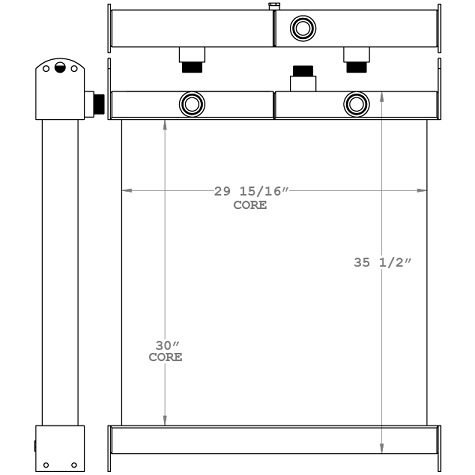 270306 - Oil Cooler Oil Cooler