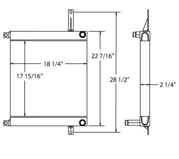 270341 - Oil Cooler Oil Cooler