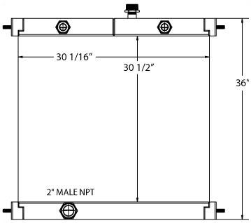 270352 - OIl Cooler Oil Cooler