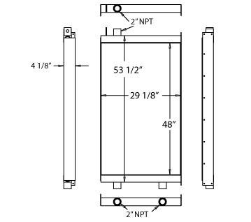 270365 - Oil Cooler Oil Cooler