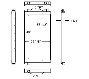 270366 - Oil Cooler Oil Cooler