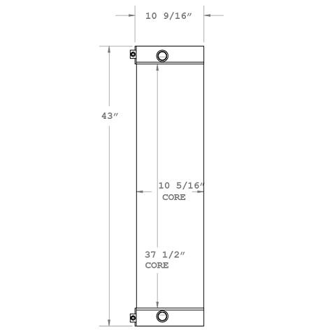270378 - Oil Cooler Oil Cooler