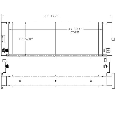270379 - Oil Cooler Oil Cooler