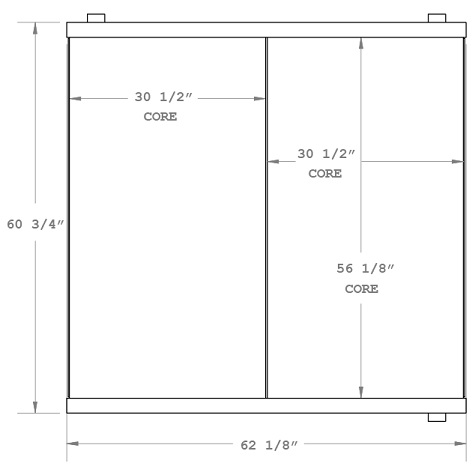 270397 - Industrial Oil Cooler Oil Cooler
