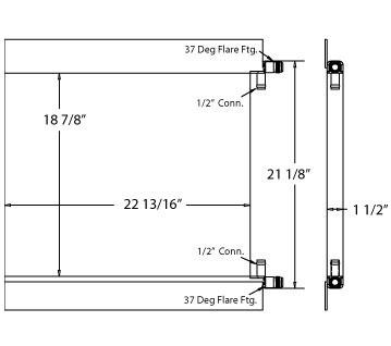 270410 - Oil Cooler Oil Cooler