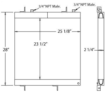 270420 - Oil Cooler Oil Cooler