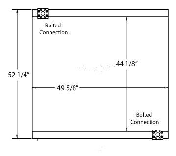 270458 - Sullivan Palatek Compressor Oil Cooler