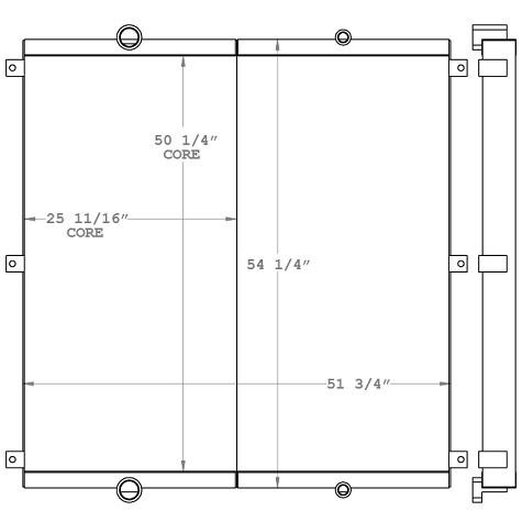 270728 - Oil Cooler Oil Cooler