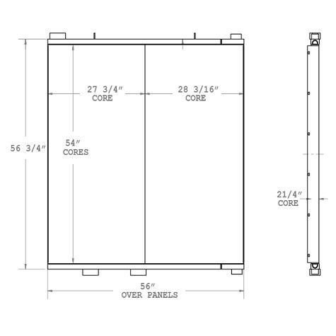 270751 - Oil Cooler Oil Cooler