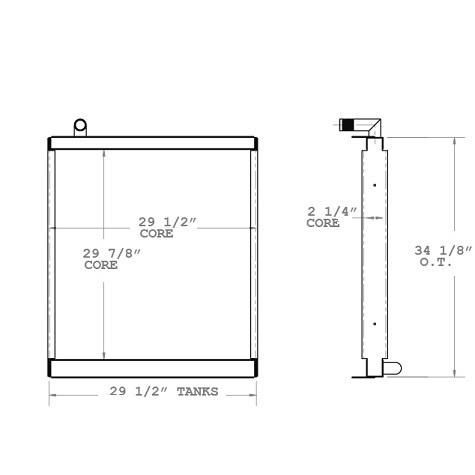 270753 - Oil Cooler Oil Cooler