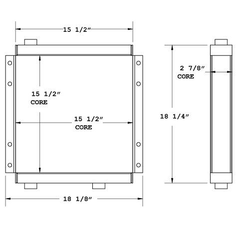 270765 - Oil Cooler Oil Cooler