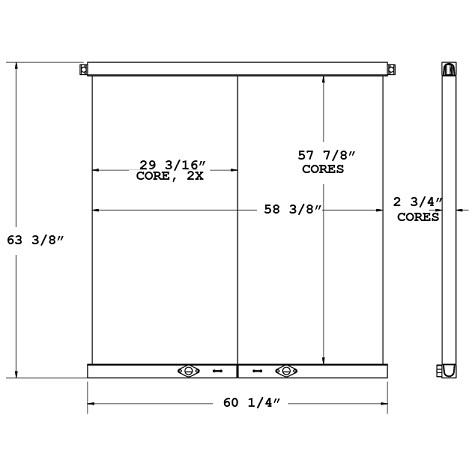 270822 - Industrial Oil Cooler Oil Cooler