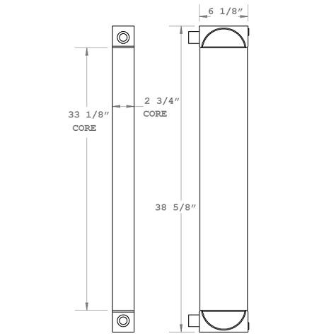 270849 - Transmission Oil Cooler Oil Cooler