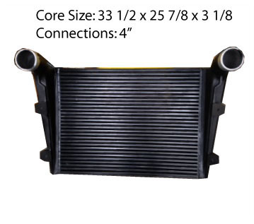 280049 - CATERPILLAR 735 Charge Air Cooler Charge Air Cooler