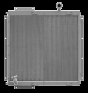 replacement aluminum oil cooler