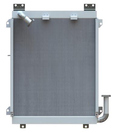Aluminum High-Pressure Cooler