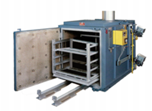our controlled pyrolysis oven