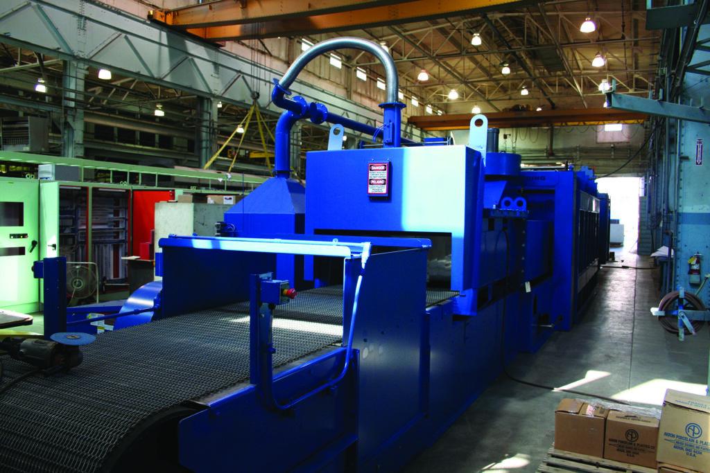 heavy equipment part machine